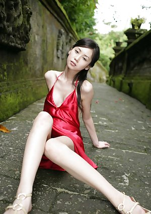 Sexy Asian Outdoor