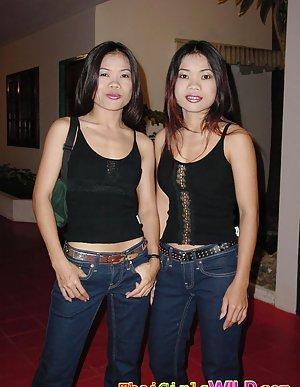 Sexy Asian Thai