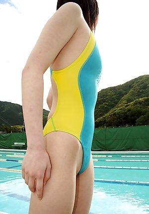 Sexy Asian Pool