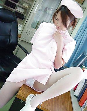 Sexy Asian Uniform