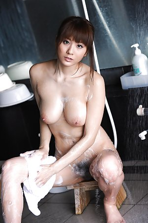 Sexy Asian Shower
