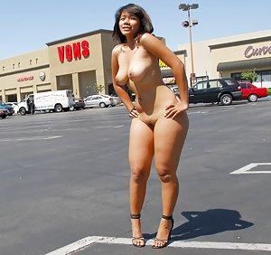 Sexy Asian Outdoor