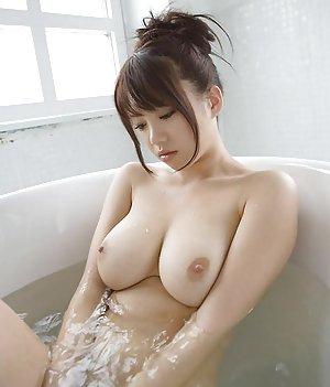 Sexy Asian Bath