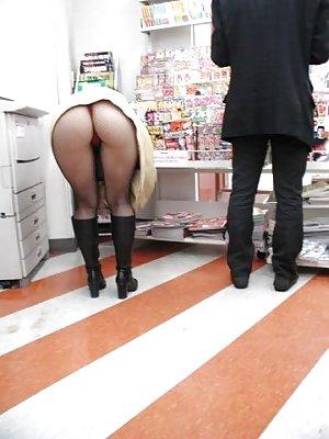 Sexy Asian Upskirt