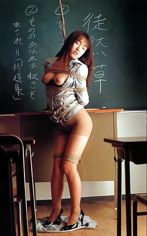 Sexy Asian Bondage