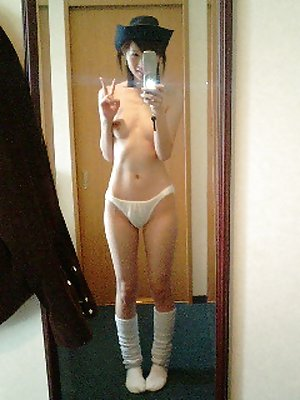 Sexy Asian Selfpic