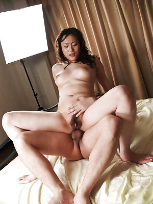 Sexy Asian Anal