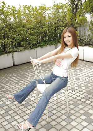 Sexy Asian Jeans