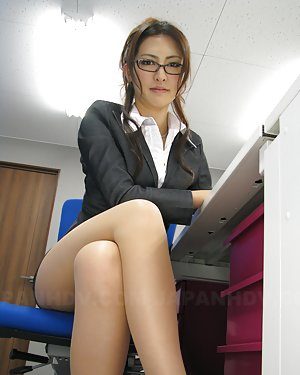 Sexy Asian Glasses